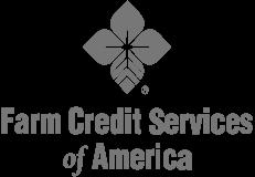 Farm Credit Service of America logo