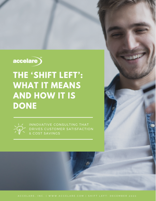 The Shift Left Customer Experience E-Book