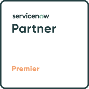 ServiceNow Premier Partner Badge