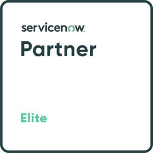 ServiceNow Partner Badge